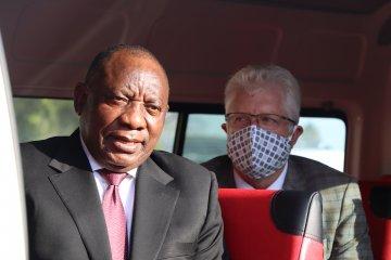 President Ramaphosa visit 2.JPG