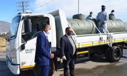 Mayor Klaasen and Minister Meyer_Sanitisation of Public Spaces.jpg